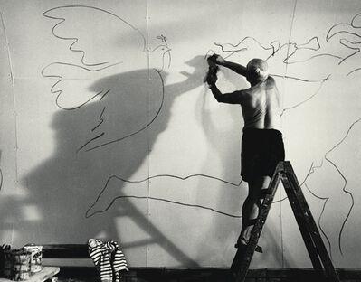 André Villers, 'PABLO PICASSO, VALLAURIS', ca. 1980