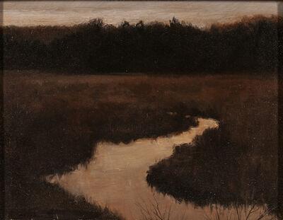 Dennis Sheehan, 'Stream at Dusk'