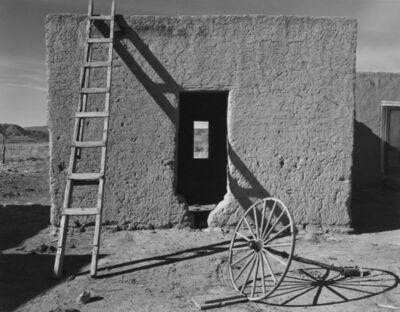 Wright Morris, 'Adobe House, Wagon Wheel, New Mexico', 1940
