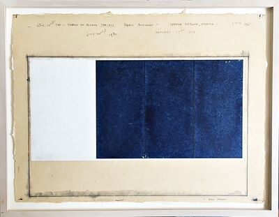 Robert Petersen, 'Sketch for Painting, Forecast', 1980