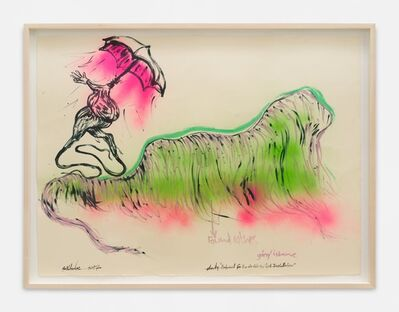 Simphiwe Ndzube, 'Untitled', 2017