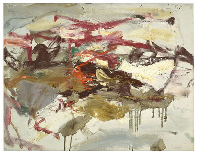 Joan Mitchell, 'UNTITLED', 1960
