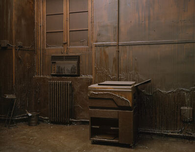 Greta Alfaro, 'European Dark Room 4', 2010