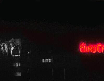 """Silvia Lelli, 'Neon collection / Neon installation, I.C., R.C., Il Carrozzone, """"Rapporto Confidenziale"""" Bologna, Galleria d'Arte Moderna, 1978', 1978"""
