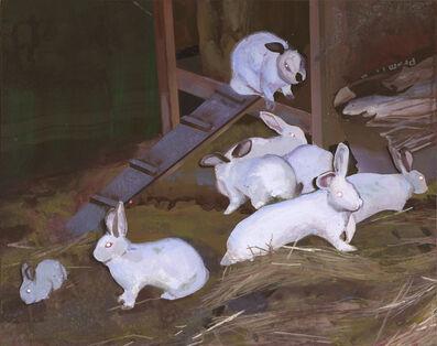 Siobhan McBride, 'Rabbits', 2015