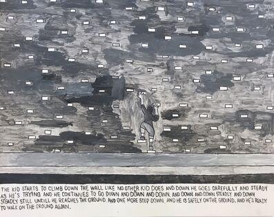 Carlo Daleo, 'Climb Down The Wall', 2016