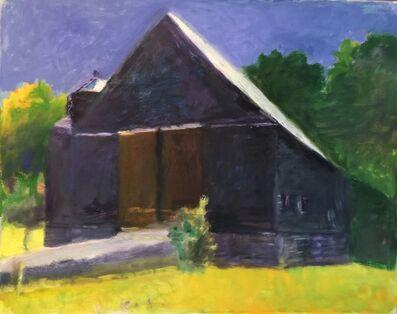 Wolf Kahn, 'Roston Barn', 2003