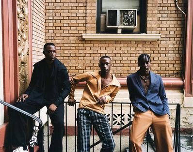 Tyler Mitchell, 'Untitled (3 Men)'