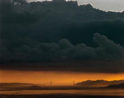 Richard Misrach, 'Golden Gate Bridge, 9.26.98, 6:31 P.M.', 1998