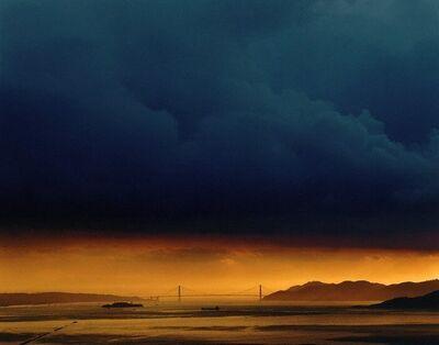 Richard Misrach, 'Golden Gate 3-8-98'