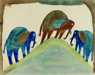 Albert Lubaki, 'Untitled', 1927