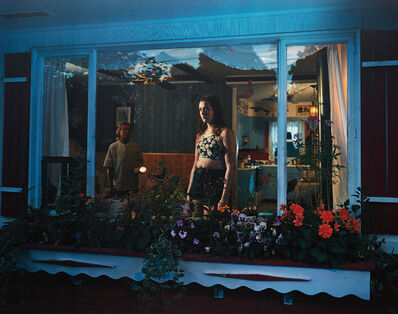 Gregory Crewdson, 'Untitled (Girl in Window) from Twilight', 1999