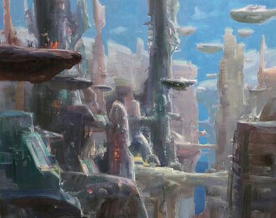 Bryan Mark Taylor, 'Coral City', 2018