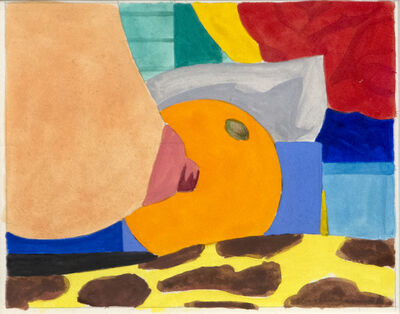Tom Wesselmann, 'Study for Bedroom Painting #6', 1968