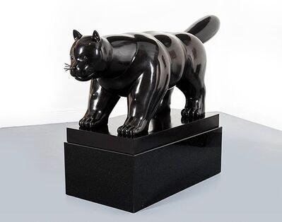 Fernando Botero, 'Cat', 2009