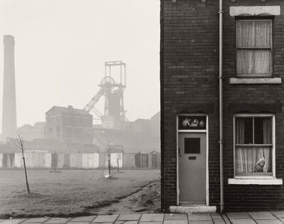 Chris Killip, 'House and calming, Castleford, UK', 1978