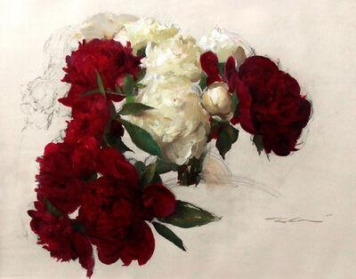 "Michael Klein, '""Floral Study""', 2015"