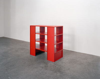 Donald Judd, 'Bookshelf', 1984