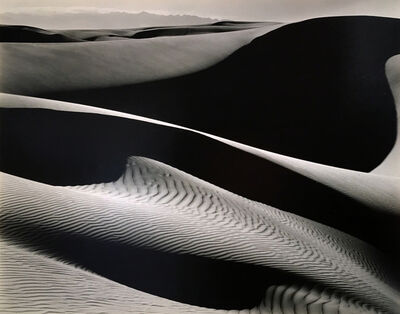 Edward Weston, 'Dunes, Oceano ~ 31SO', 1936