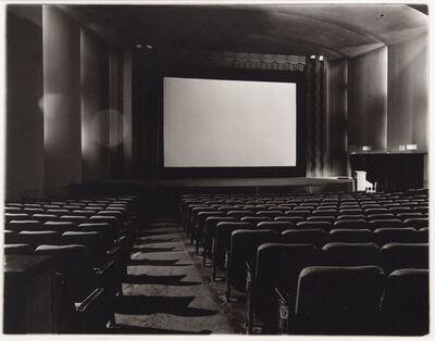 Diane Arbus, 'An empty movie theater, N.Y.C.', 1971