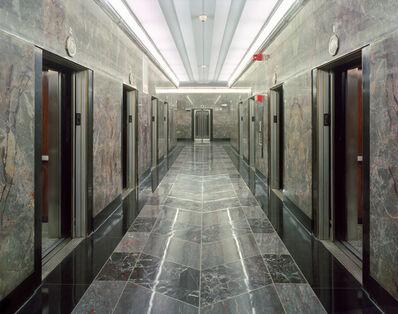 """Daniel Mirer, 'Empire State Building, Lobby, from the """"Architorspace"""" Series', 2004"""
