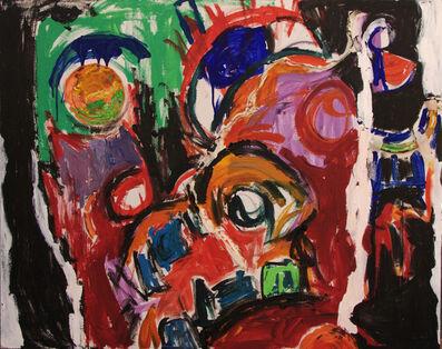 Parmis Sayous, 'Revolution I', 2010