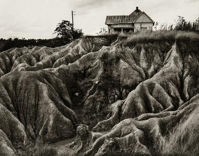 Wright Morris, 'Faulkner Country, Near Oxford, Mississippi'