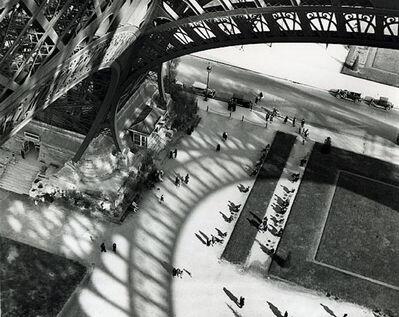 André Kertész, 'Eiffel Tower, Paris', 1929
