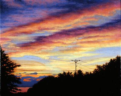 CJ Lori, 'Wired Sunset, Wellfleet', 2012