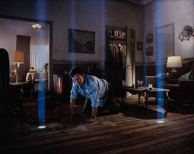 Gregory Crewdson, 'Untitled (Dylan on the Floor)', 2001