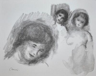 Pierre-Auguste Renoir, 'La Pierre au Trois Croquis', 1919