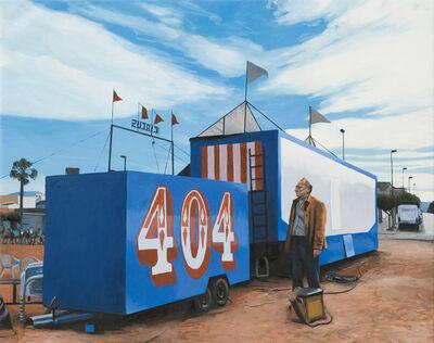 Angel Mateo Charris, '404', 2017