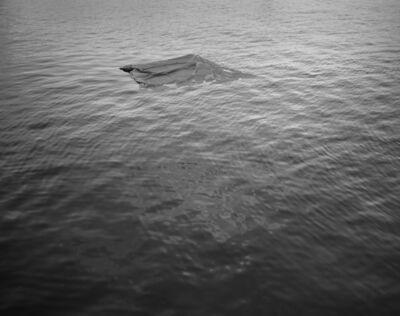 Ole Brodersen, 'Cloth, styrofoam, string and anchor', 2012