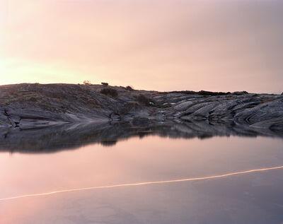 Ole Brodersen, 'Plexiglass,wood,sparkler and string', 2013