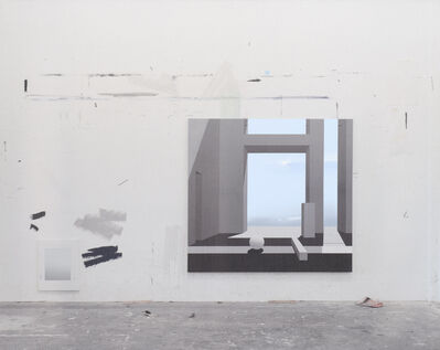 Ben Willikens, 'Raum 988', 2013