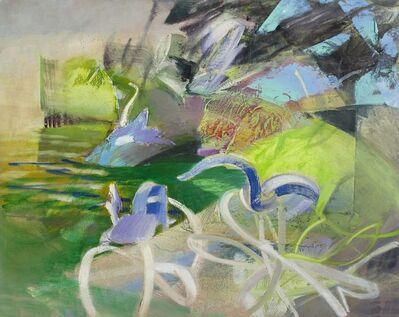 Mike Glier, 'January 25, 2012: Lagoon, Glenorchy, New Zealand, 68° F'