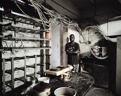 Mikhael Subotzky, 'Old electricity supply room, Ponte City', 2008