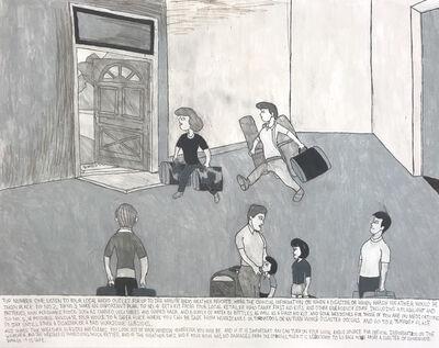 Carlo Daleo, 'The Emergency Exit', 450