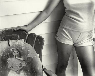 "Sally Mann, 'Untitled from the ""At Twelve"" Series (Page 24)'"