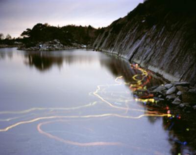 Ole Brodersen, 'Rubber and lightbulbs #05', 2013