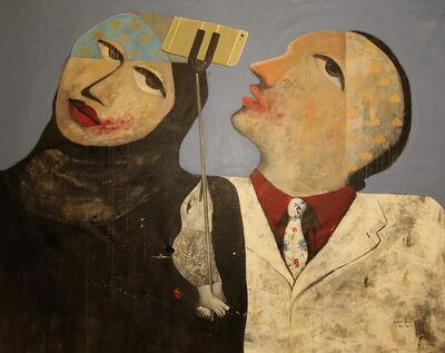 Sinan Hussein, 'Selfie 1', 2016