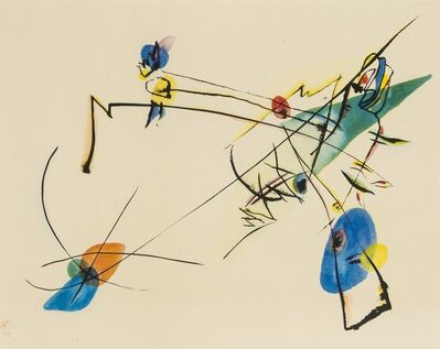 Wassily Kandinsky, 'Untitled', 1916-1949