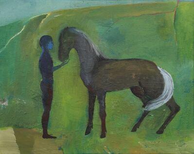Yoav Hirsch, 'Eye to Eye III', 2014