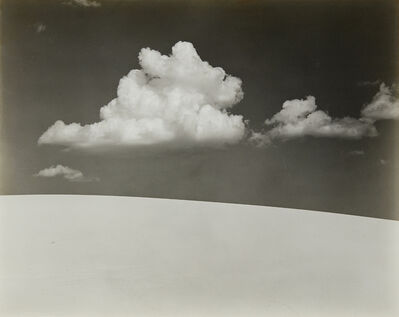 Edward Weston, 'White Sands, New Mexico', 1941