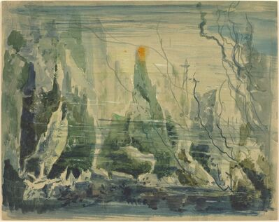 Robert Caney, 'Underwater Scene'