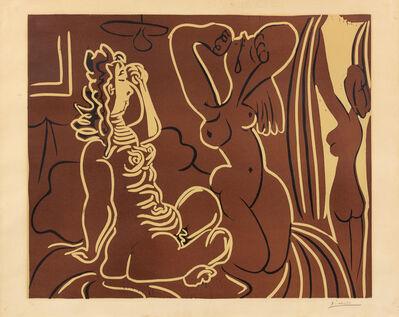 Pablo Picasso, 'Trois femmes au réveil', 1959