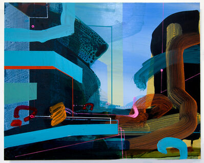 Christopher Farrell, 'Holborn Viaduct 2', 2018