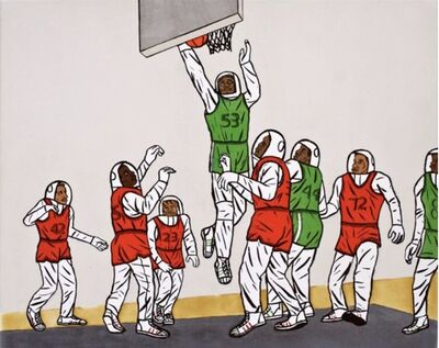 David Huffman, 'Hoop Dreams', 2007