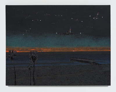 Cole Case, 'Nocturnal Airplanes ', 2017