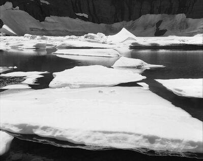 David Benjamin Sherry, 'Warming, Iceberg Lake, Montana', 2014